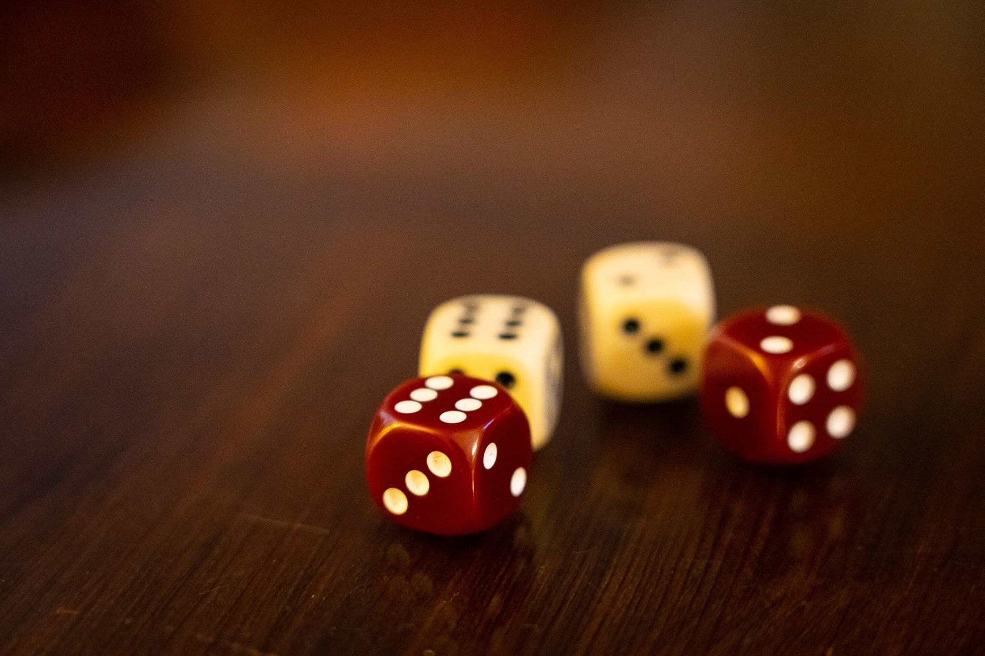 Dice for Probability Problems