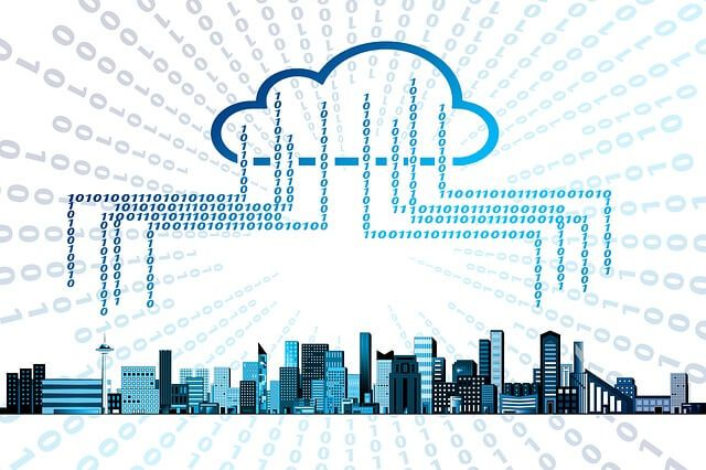 The Cloud Distributes Data According to the Principles of Database Design